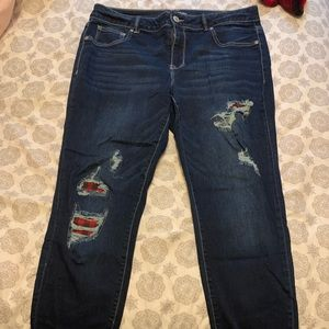 Maurice's size 16 jeans
